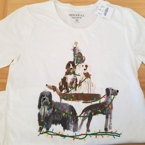 ⛄SALE⛄ J.Crew Mercantile Collector's Christmas Tee
